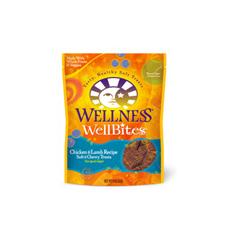 Wellness Wellbites Chicken and Lamb