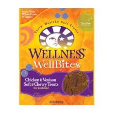 Wellness WellBites Chicken and Venison