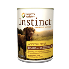 Natures Variety Instinct Chicken Canned