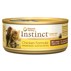 Natures Variety Instinct Chicken Formula Canned Cat Food