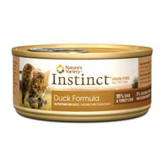 Natures Variety Instinct Duck Formula Canned Cat Food
