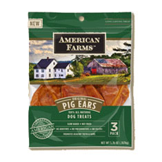 American Farms Natural Pig Ears