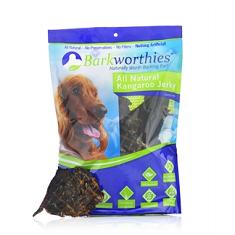 Barkworthies Natural Kangaroo Jerky