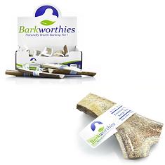 Barkworthies Split Elk Antlers
