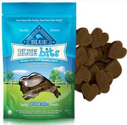 Blue Buffalo Bits Tasty Chicken Natural Soft-Moist Training Treats
