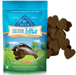Blue Buffalo Bits Tempting Turkey Natural Soft-Moist Training Treats