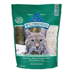 Blue Buffalo Wilderness Duck Recipe for Adult Cats