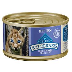 Blue Buffalo Wilderness Kitten Chicken Grain Free