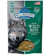 Blue Buffalo Duck Wilderness Wild Bits Trail Treats