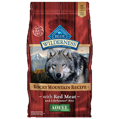 BLUE Wilderness Rocky Mountain Red Meat Adult