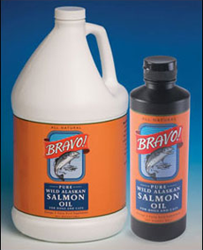 Bravo Wild Alaskan Salmon Oil