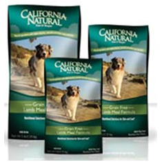 California Natural Grain Free Lamb Meal Adult