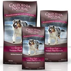 California Natural Grain Free Venison Meal Formula Adult