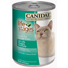 CANIDAE All Life Stages Formula Canned Cat Food