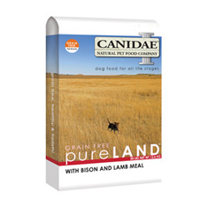 Canidae Pure Land Dry Dog Food