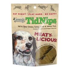 Canidae Tidnips Chicken Turkey Lamb and Salmon Dog Treats
