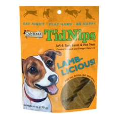 Canidae Tidnips Lamb and Rice Dog Treats