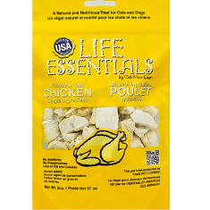 Cat Man Doo Life Essentials Freeze Dried Chicken