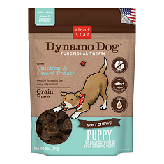 Cloud Star Dynamo Dog Soft Chews Puppy