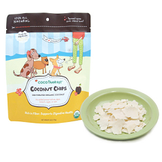 Cocotherapy Organic Coconut Chips