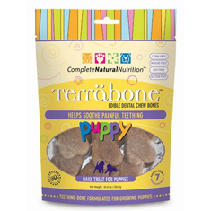 Complete Natural Nutrition Terrabone Puppy Dental Chew