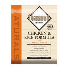 Diamond Naturals Chicken And Rice Dog Food