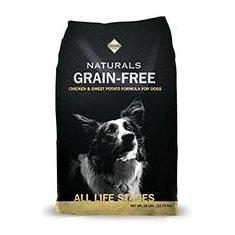 Diamond Naturals Grain Free Chicken and Sweet Potato Dry Dog Food