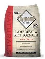 Diamond Naturals Lamb Meal and Rice Dry Dog Food