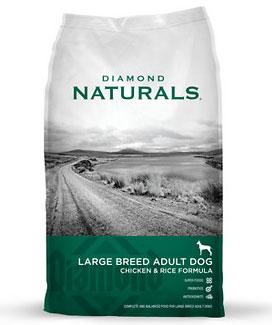 Diamond Naturals Large Breed Adult