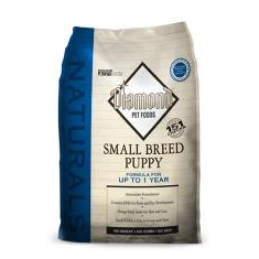Diamond Naturals Small Breed Puppy Dry Dog Food