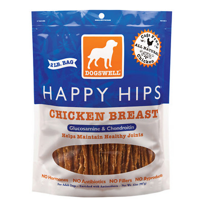 Dogswell Happy Hips Chicken Jerky