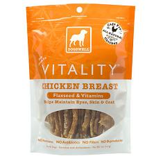 Dogswell Vitality Chicken Breast Jerky