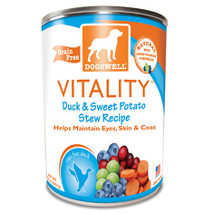 Dogswell Vitality Duck and Sweet Potato