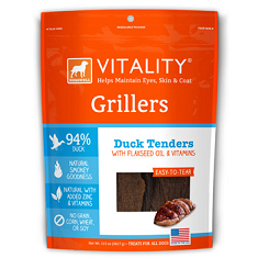 Dogswell Vitality Grillers Duck Tenders