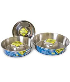Durapet Stainless Steel Slow Feed Bowl