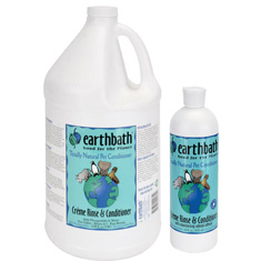 EarthBath Creme Rinse and Conditioner