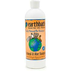 Earthbath Oatmeal and Aloe Totally Natural Pet Shampoo