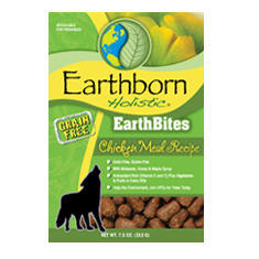 Earthborn Holistic EarthBites Chicken Treats