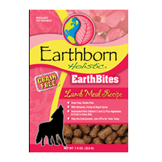 Earthborn Holistic EarthBites Lamb Treats