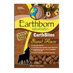 Earthborn Holistic EarthBites Peanut Treats