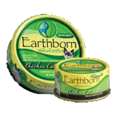 Earthborn Holistic Grain Free Chicken Catcciatori Canned Cat Food