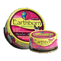 Earthborn Holistic Grain Free Harbor Harvest Canned Cat Food