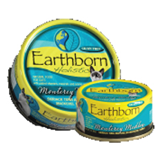 Earthborn Holistic Grain Free Monterey Medley Canned Cat Food