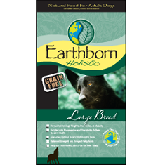 Earthborn Holistic Large Breed Dog Food