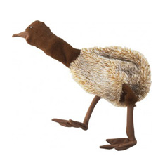 Ethical Products Skinneeez Plush Ostrich Toy