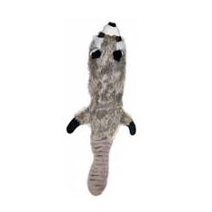 Ethical Products Skinneeez Plush Raccoon Toy