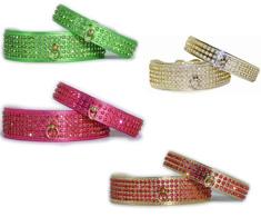 FabDog Swarovski Crystal Collar
