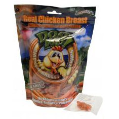 Free Range Dog Nip Dog Chews Chicken Breast Wraps Carrot