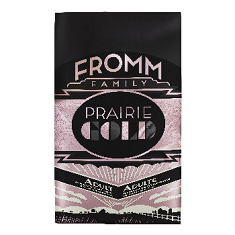 Fromm Prairie Gold Grain Free Adult Dry Dog Food
