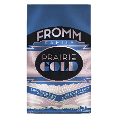 Fromm Prairie Gold Grain Free Large Breed Puppy Dry Dog Food